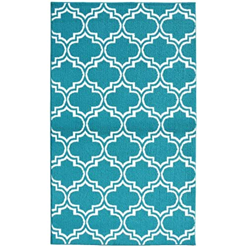 Teal Area Rug Amazon Com