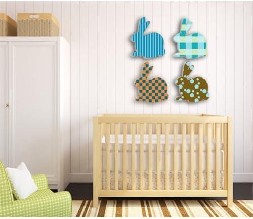 Déco murale pour chambre bébé ou enfant - Créée et fabriquée ...