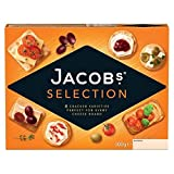 2X Jacob's Crackers Biscuit for Cheese 300g