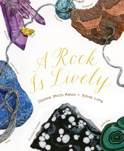 Dianna Hutts Aston - A Rock Is Lively