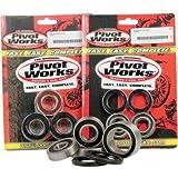 Pivot Works PWRWS-H46-000 Rear Wheel Bearing and Seal Kit