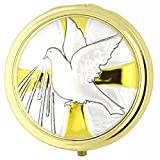 Catholic First Communion Pyx (Holy Spirit)