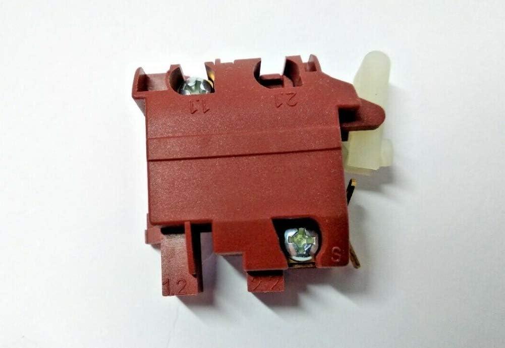 Interruptor para Bosch GWS 6,7,8,9,10,11,14-115,125,150,GGS 27,GEB,GEX,GNA,GNS,GNF20CA