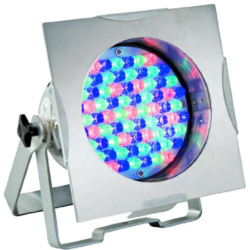 American Dj 38P Polished  Led Pro Par 38 Led RGB Par Can by American DJ