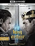 "King Arthur: Legend of the Sword (4K Ultra HD + Blu-ray + Digital) (4K Ultra HD)Acclaimed filmmaker Guy Ritchie brings his dynamic style to the epic fantasy action adventure ""King Arthur: Legend of the Sword."" Starring Charlie Hunnam in the title rol..."