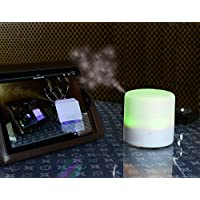 NSKI Battery Built-in LED Series 100ml Aroma Diffuser Essential Oil Air Humidifier FD14M