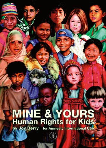 Mine & Yours: Human Rights for Kids pdf epub