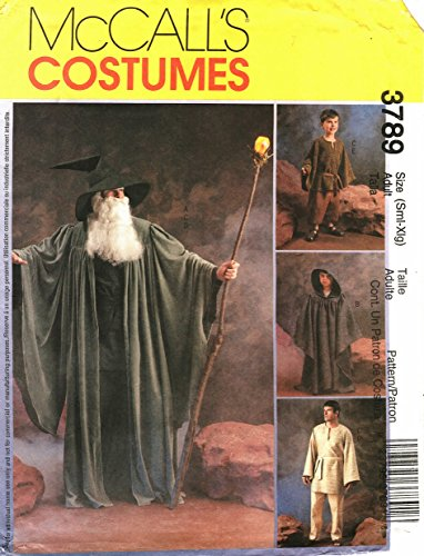 misses-mens-teen-boys-and-girls-witches-and-wizards-costumes-costumes-mccalls-costumes-sewing-patter