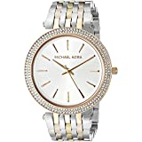 Michael Kors Watches Darci Watch (Tri tone-Silver/Gold/Rose Gold)
