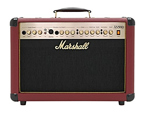 marshall-as50d-ox-blood-limited-edition-50w-2x8-acoustic-combo-amplifier