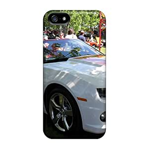 Iphone 5/5s Cover Case - Eco-friendly Packaging(2011 Chevrolet Camaro Convertible Pace Car)