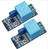 2 pcs of Single Phase Voltage Sensor Voltage Transformer Active Module for Arduino