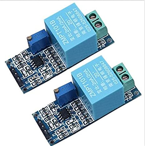 2 pcs of Single Phase Voltage Sensor Voltage Transformer Active Module for  Arduino