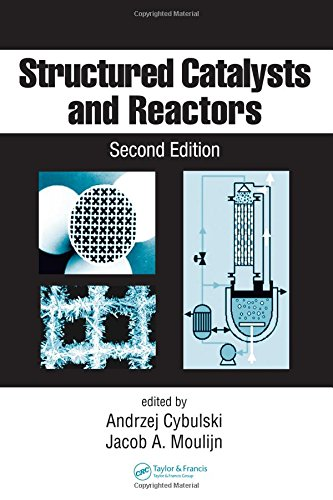 Structured Catalysts and Reactors (Chemical Industries)