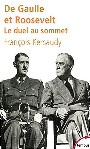 Livres gratuits en ligne De Gaulle et Roosevelt : Le duel au sommet epub, pdf