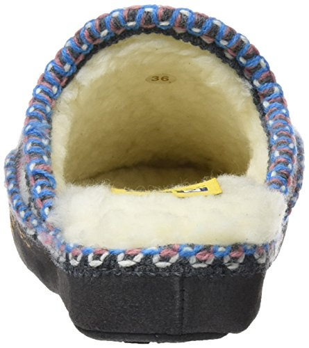 Estar Abierto Para Mujer Nordikas Casa De Gris Con Zapatillas Por Classic Talón qvZztv8