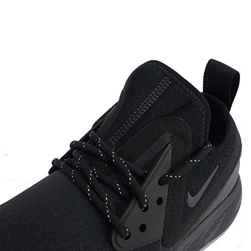 Nike Nike Lunarcharge Essential - Zapatillas de Tela para hombre Black/Dark Grey/Black/Volt 44 EU