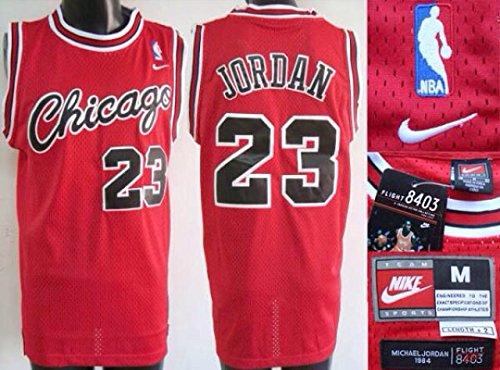 new concept d2472 b6f13 Chicago Bulls Michael Jordan Nike Jersey Red Mens 2xl - Buy ...