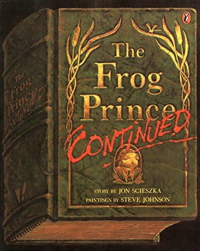 The Frog Prince Continued  pdf epub download ebook