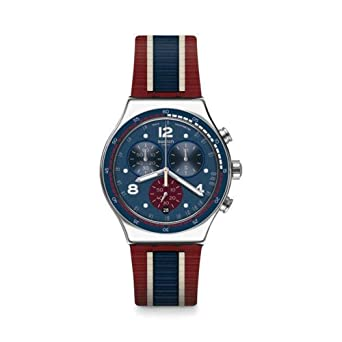 Swatch Irony Chrono College Time montre YVS449
