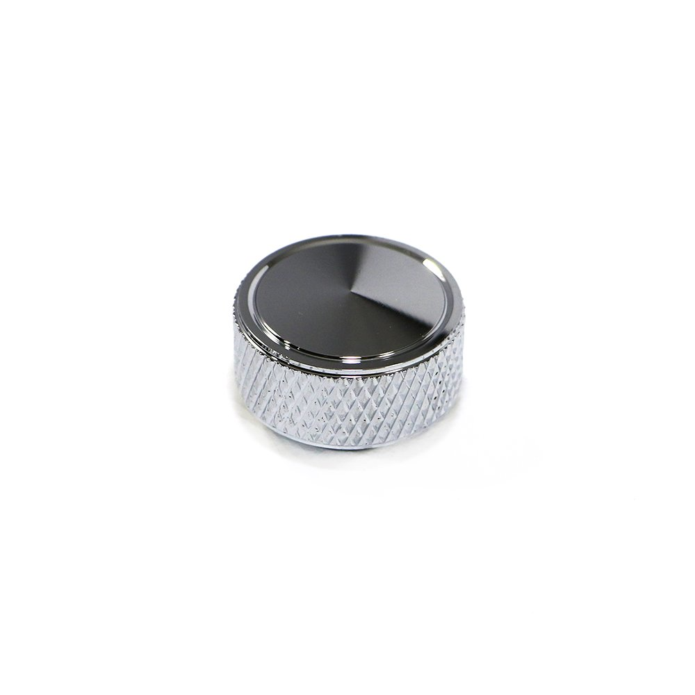 Assault Racing Products A2183 Chrome Aluminum Air Cleaner Nut 1/4'-20