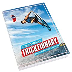 Do you have your heart set on being the best Kiteboarder out there? Or, maybe you are just getting started and have not taken your first lesson yet. This hardcover book is packed tight with information within it's 424 pages of detailed instru...