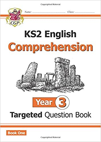 New KS2 English Targeted Question Book: Year 3 Comprehension - Book ...