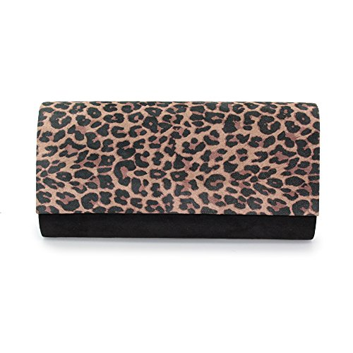 Leopard Sia Lunar Sia Print Print Leopard Lunar Bag Leopard Clutch Iq1UCxOwS