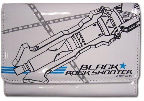 [Great Eastern Entertainment Girls Black Rock Shooter BRS Buki Wallet] (Shooter Girl Costume)