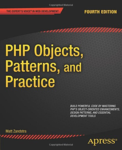 PHP Objects, Patterns, and Practice ISBN-13 9781430260318