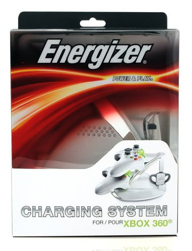 Xbox Energizer Power Play Charging System