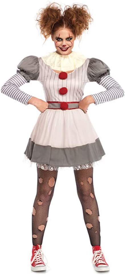 Umorden Stephen KingS It Clown Pennywise Disfraz de Cosplay para ...
