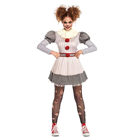 Umorden Stephen KingS It Clown Pennywise Cosplay Disfraz ...