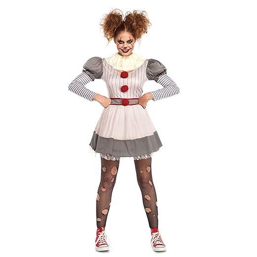 Umorden Stephen KingS It Clown Pennywise Cosplay Disfraz para ...