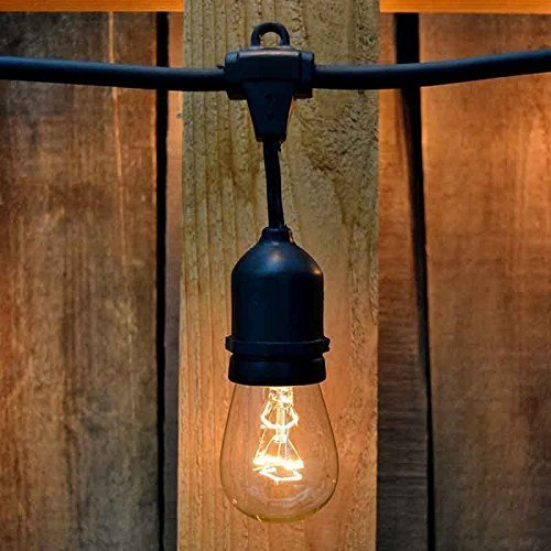Outdoor String Lights Heavy Duty: Outdoor Patio String Lights
