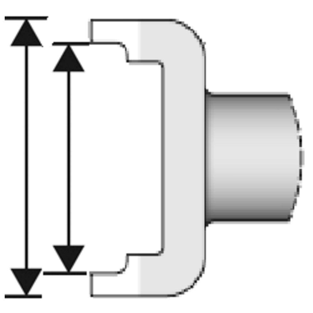 JBC C245305 SMD-Entl/ötspitze f/ür T245