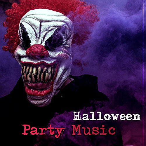 Halloween Party Music - Scary Sounds for Halloween Party, Halloween Music, Horror Effects, Ghost Dance, Party Hits 2017 -
