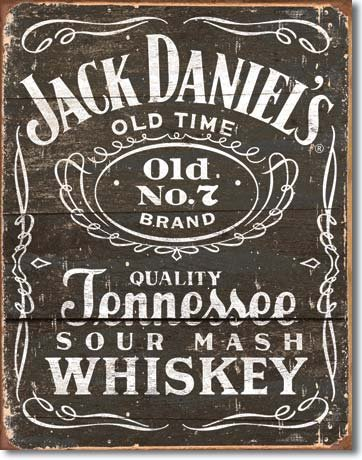 Amazon jack daniels whiskey tin metal sign woodcut logo amazon jack daniels whiskey tin metal sign woodcut logo 12x16 posters prints voltagebd Image collections