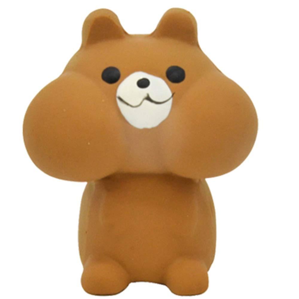 A Jian E Pet Toys Otto Diji Doll Keji Sounding Toys, Biting Molars, Small Dogs, Dog Toys (color   A)