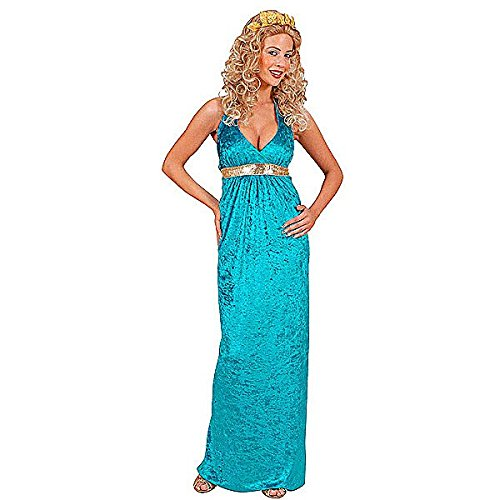 Queen Of Atlantis Costume Large For Medieval Royalty Middle Ages Fancy (Atlantis Costumes)
