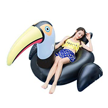 CXNY&Floating row Juguete Inflable Gigante para Piscina ...