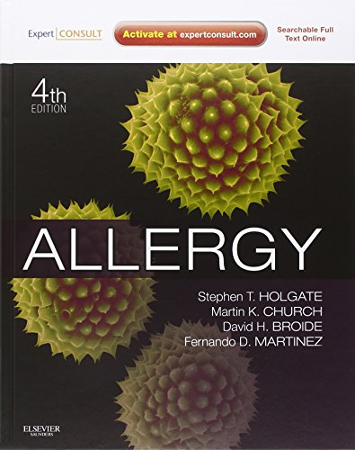 Allergy: Expert Consult Online and Print, 4e