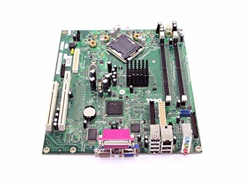 Dell Optiplex GX250 DDR2 SDRAM 2 Memory Slots 6 USB Ports Intel LGA775/Socket T CN-0XG312 0XG312 X7841 PJ479 UG982 MD573 RJ290