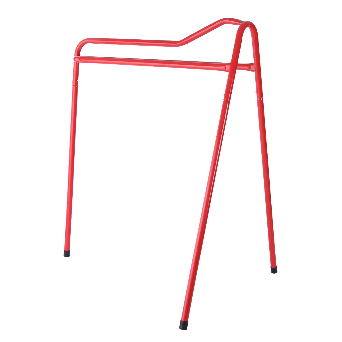Strong Steel Transportation Detachable Legs Shires Collapsible Saddle Stand