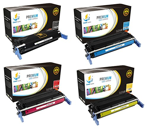 4600 Compatible Cyan Laser Cartridge - 9