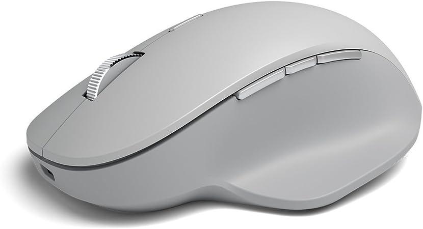 Microsoft Surface Precision Mouse, Gris