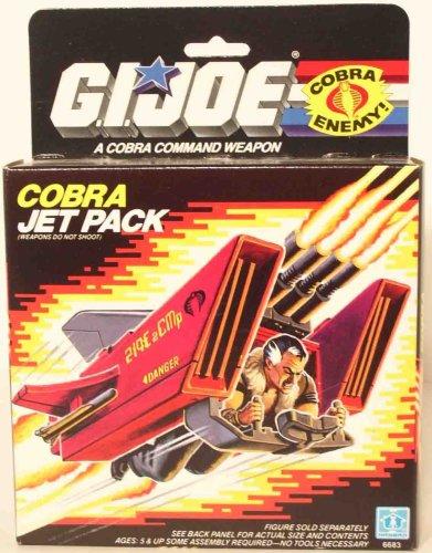 GI Joe Cobra Jet Pack
