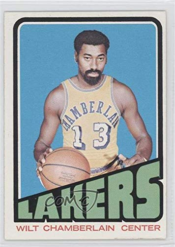 Wilt Chamberlain (Basketball Card) 1972-73 Topps ()