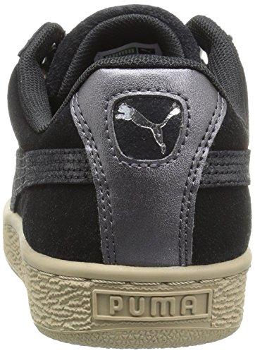 Heart Puma364083 Puma Suede Safari Black Femme puma Black HE11rxq