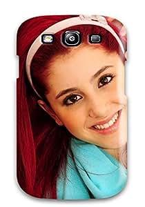 Tara Mooney Popovich's Shop Anti-scratch And Shatterproof Ariana Grande Phone Case For Galaxy S3/ High Quality Tpu Case